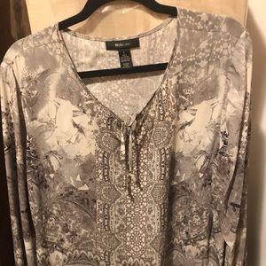 Style&Co blouse size Large